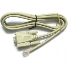 Καλώδιο RS-232 DB9 9-Pin Serial Female to RJ-11 Cable