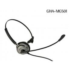 Geolink ακουστικά και μικρόφωνο GHA-MG501