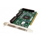 ADAPTEC  Dual Channel  64BIT PCI Ultra 160 SCSI Controller Card