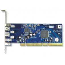 FWB-PCI01A 3-port OHCI Compliant IEEE 1394b (FireWire 800) PCI Host Card