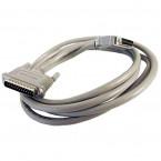 Καλώδιο HP C6680-80003 DB-25 25 pin D-Sub male to mini centronics parallel RS232 LPT printer
